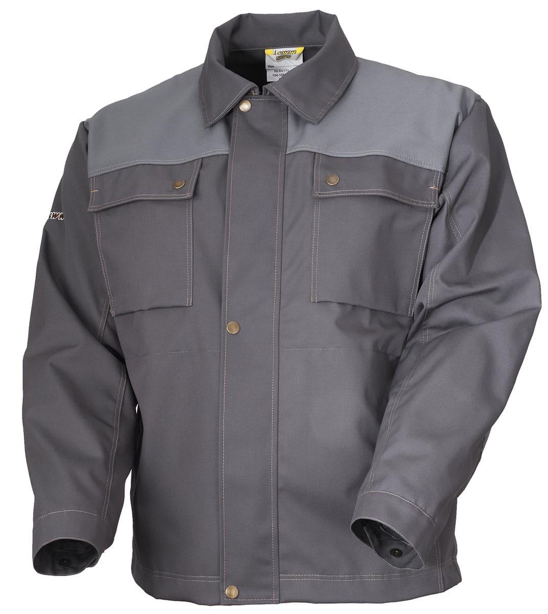 Летняя куртка мужская серая 374A-P154-55 скандинавского качества в интернет-магазине sww