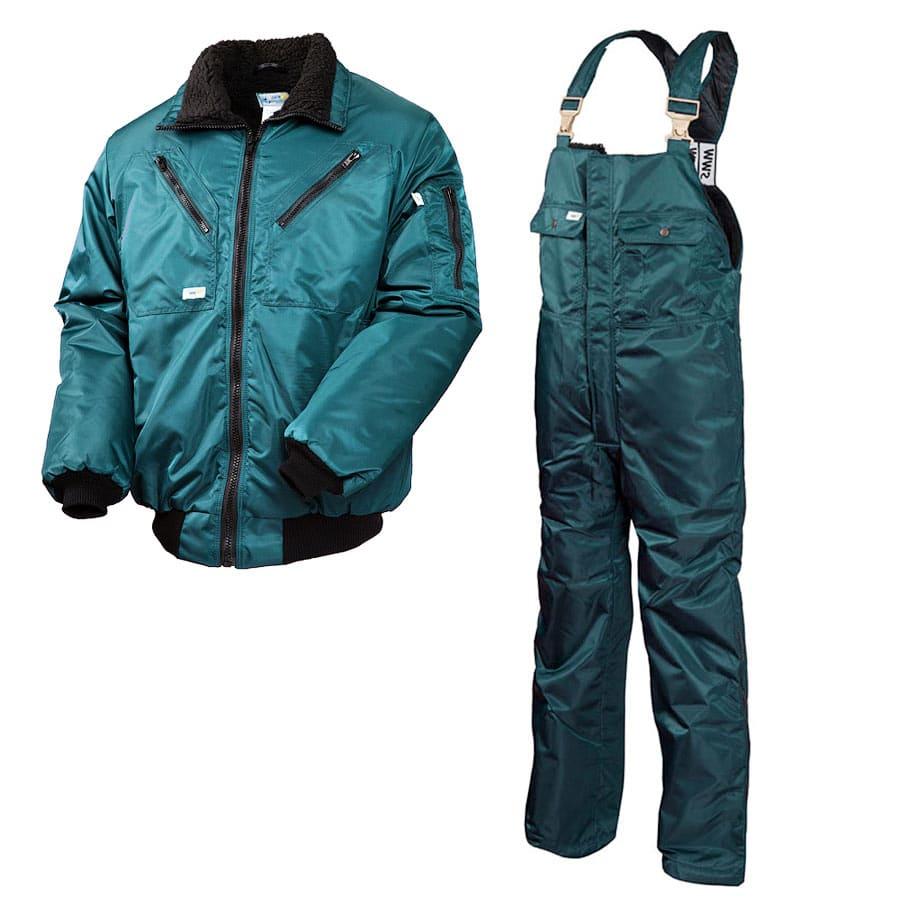 Зимний костюм 442C-42C-TWILL-61 из смесовой ткани в интернет-магазине sww.com.ru