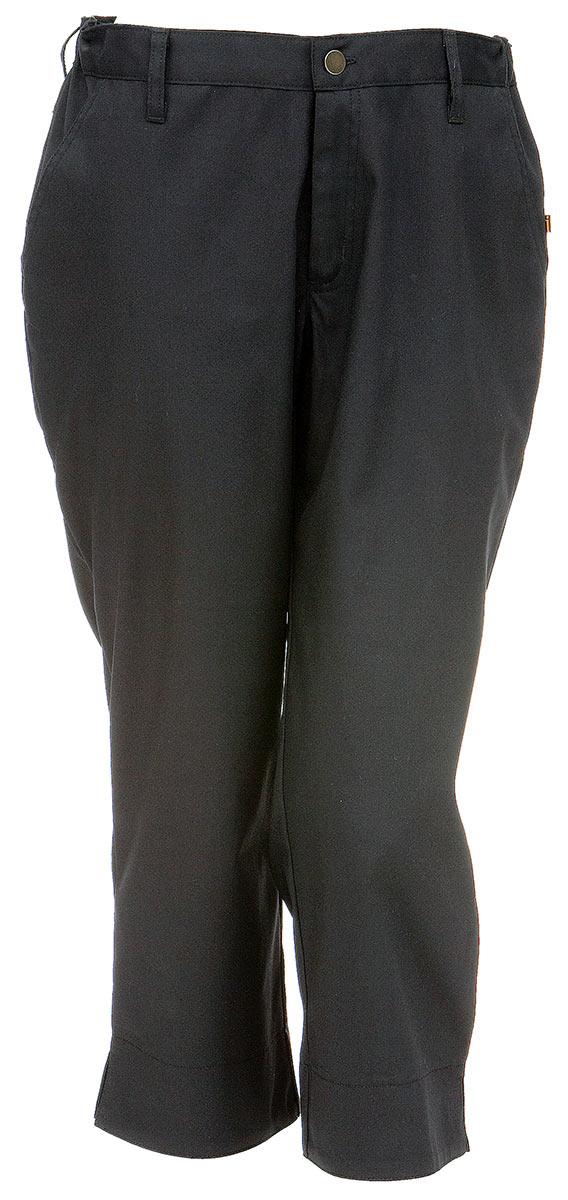 Бриджи черные Imagewear 1K016-537-990 из полусинтетической ткани с эластаном в интернет-магазине sww.com.ru