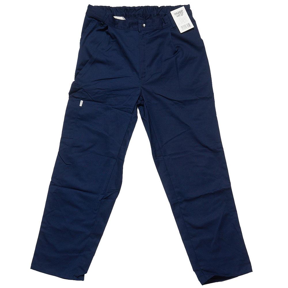 Брюки Imagewear мужские рабочие синие летние 62664-550-775 в интернет-магазине sww.com.ru