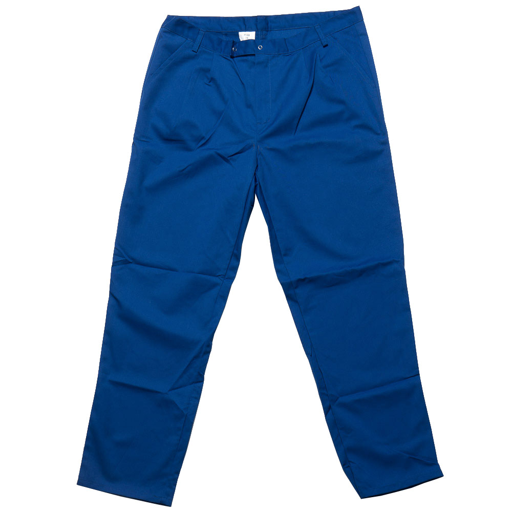 Брюки рабочие мужские голубые Imagewear 8008-412-750 из износостойкой полусинтетической ткани  в интернет-магазине sww.com.ru