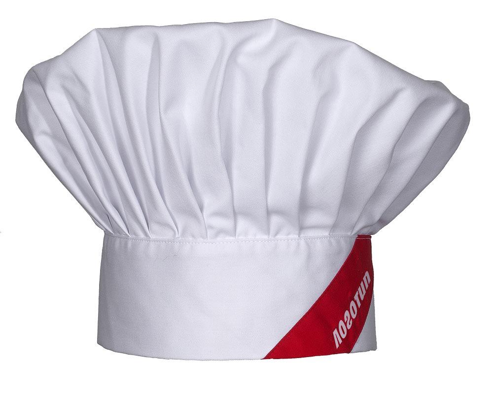 Колпак повара белый из смесовой ткани CA5150 в интернет-магазине sww.com.ru