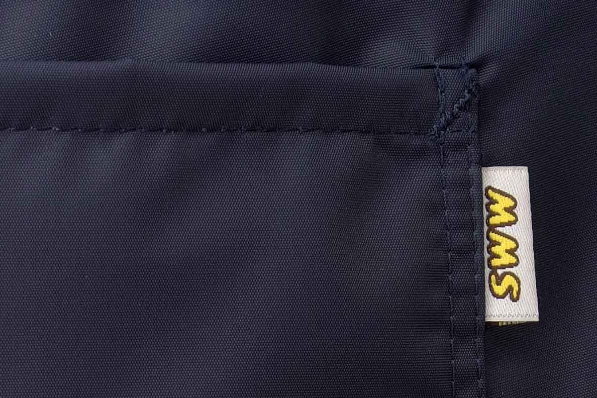 Зимний комбинезон 888R-TWILL FT-15 на стеганой подкладке в интернет-магазине sww.com.ru пришивной лого SWW