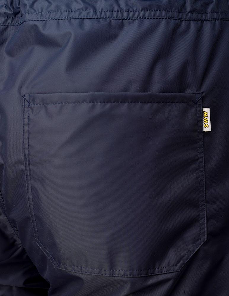 Зимний комбинезон 888R-TWILL FT-15 на стеганой подкладке в интернет-магазине sww.com.ru задний накладной карман
