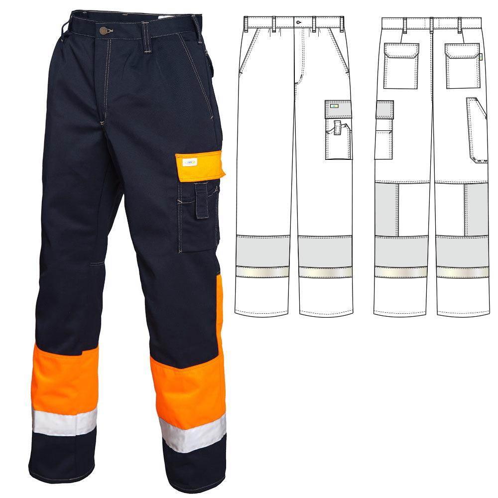 Летние брюки 2131-P154-15/77 из смесовой ткани в интернет-магазине sww.com.ru