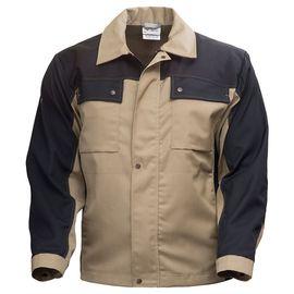 Летняя куртка мужская коричневая с черным 374K-P154-6/90 скандинавского качества в интернет-магазине sww