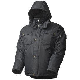 Зимняя куртка рабочая мужская 428•C-TASLAN-90 на стеганой подкладке с удлиненной спинкой в интернет-магазине sww.com.ru