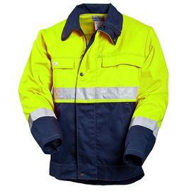 Летняя куртка  дорожника 4391-NEON-71/15 из смесовой ткани в интернет-магазине sww.com.ru