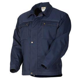 Летняя рабочая мужская куртка 374A-P154-15 в интернет-магазине sww.com.ru, вид спереди