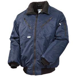 Зимняя куртка  укороченная (пилот) 442C-TASLAN-15 на стеганой подкладке в интернет-магазине sww.com.ru