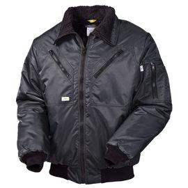 Зимняя куртка  укороченная (пилот) 442C-TASLAN-90 на стеганой подкладке в интернет-магазине sww.com.ru