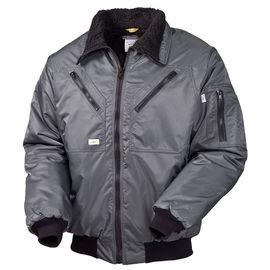 Зимняя куртка  укороченная (пилот) 442T-TWILL-55 на стеганой подкладке в интернет-магазине sww.com.ru