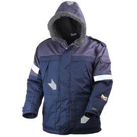 Зимняя куртка с несъемным капюшоном 624-P154-15/15 на подкладке из искусственного меха в интернет-магазине sww.com.ru