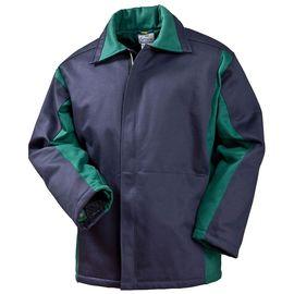 Куртка сварщика зимняя 492N-BANOX-22/15 с подстежкой из искусственного меха