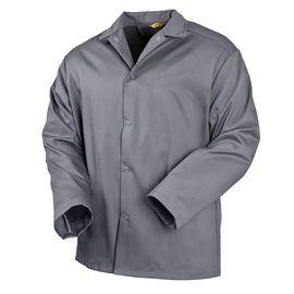 Куртка унисекс рабочая летняя серая 314-TOMBOY-58 из износостойкой полусинтетики