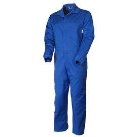 Рабочий летний мужской комбинезон 7013-565-775 из износостойкой смесовой ткани в интернет-магазине sww.com.ru