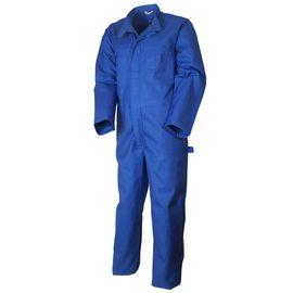 Рабочий летний мужской комбинезон 8367-565-750 из плотного хлопка с огнестойкой пропиткой в интернет-магазине sww.com.ru