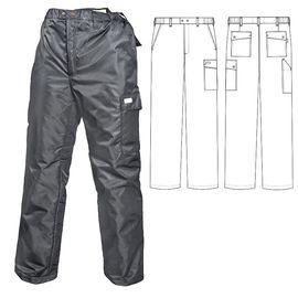 Зимние брюки 207T1-TWILL-55 на стеганой подкладке в интернет-магазине sww.com.ru