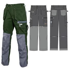 Летние брюки 222T-CY-24 из смесовой ткани в интернет-магазине sww.com.ru